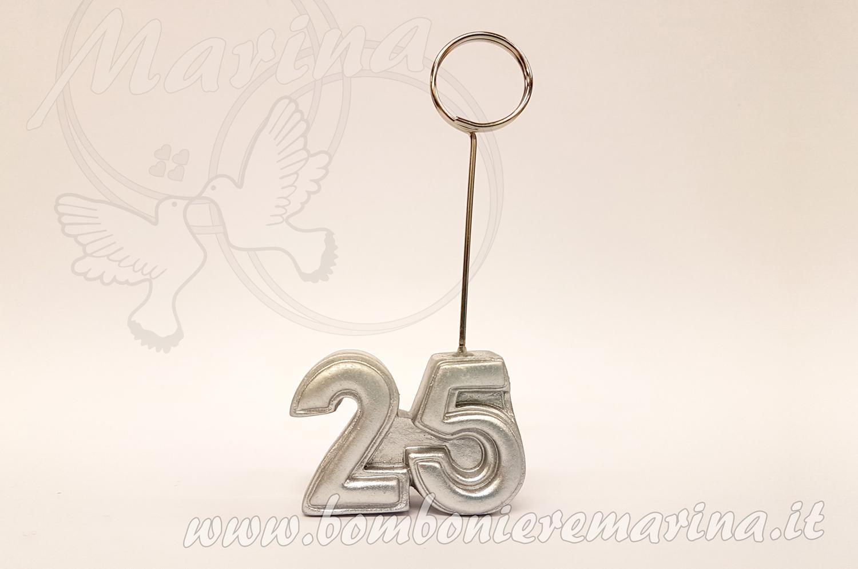 25 anni noe d'argento