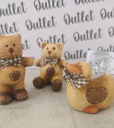 animaletti biscotto dolci bimbo bimbi battesimo orsetto