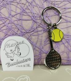 bomboniera tennis