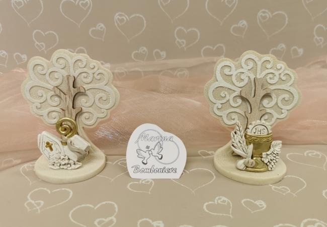 bomboniere comunione cresima icona albero della vita